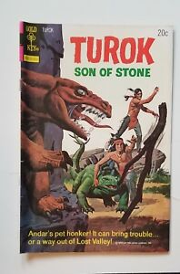 Turok Son Of Stone No. 89 1974 Western Publishing