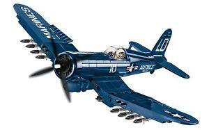 COBI Historical Collection AU-1 Corsair American Fighter Plane