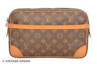 Louis Vuitton Monogram Compiegne 28 Clutch Bag M51845 - YG01358