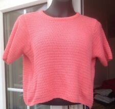 New Look Acrylic Blend Short Sleeve Women's Jumpers & Cardigans
