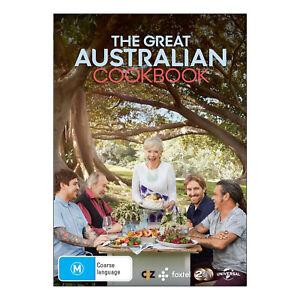 The Great Australian Cookbook DVD (2 Disc Set) Brand New Region 4 - Free Post