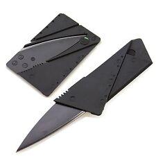 Kreditkartenmesser Messer Kreditkarte Taschenmesser Card Knife Blitzvers. aus DE
