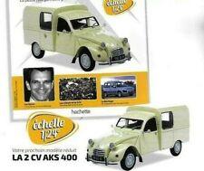 Citroën 2 CV AKS 400 1:24  New & Box Diecast model Car collectible