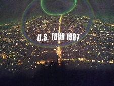Vintage G3 Joe Satriani Steve Vai Kenny Wayne Band Concert T Shirt Us Tour 1997