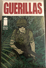 Lot Of 2 Image Comics Guerillas #1,4 See Pics Combined Shipping