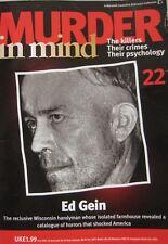 Murder in Mind Issue 22 - Ed Gein