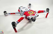 DJI MAVIC 2 PRO/ZOOM- SKIN - DESIGN: U.S. COAST GUARD - 3-5 Batterien - Drohne