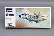 HASEGAWA MiniCraft 1/72 Model Plane BAC F.Mk-6 LIGHTNING Royal Air Force   #A3