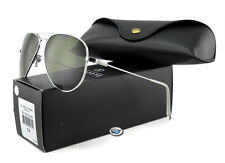 New Electric AV1 LARGE AVIATOR Sunglasses | Platinum / M1 POLARIZED Lens