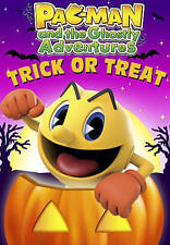 Pac-Man and the Ghostly Adventures: Trick or Treat, New DVDs