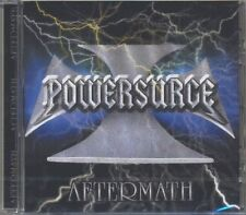 POWERSURGE-AFTERMATH-CD-power-metal-bram stoker-diamond gray-queensrychee