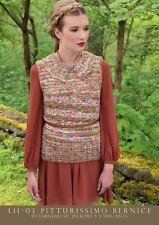 Louisa Harding L1103 Pitturissimo yarn - Bernice - Single Pattern