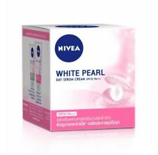 50 ml. Nivea Extra White Pore Minimizer White Pearl Day Serum Cream SPF 33 PA+++