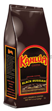 Kahlua BLACK RUSSIAN Gourmet Ground Coffee 1 Bag 12oz