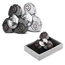 CKF EDC Ceramic Hand Fidget Spinner Titanium Alloy Finger Gyroscope Focus Toy US