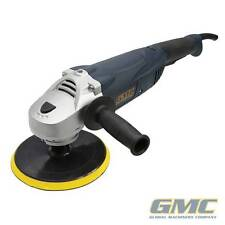 GMC 1200W Car Mop Polisher Buffer Sander 180mm GPOL1200 with Warranty New