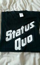 status quo t shirt small