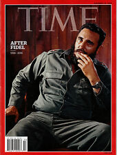 Time Magazine 10 COPIES Fidel Castro Dead At 90 1926-2016 December 2016