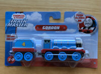 Thomas & Friends Trackmaster Push Along Gordon Diecast Metal Engine FXX22 New!