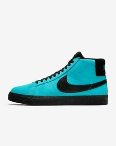Nike SB Zoom Blazer Mid Baltic Blue/White/Black 864349-400