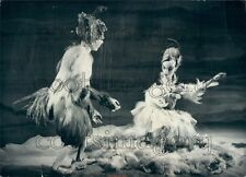 1968 Salzburg Marionette Theater Puppets The Magic Flute 1960s Press Photo