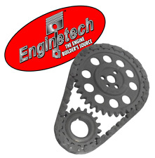 Stock Timing Chain Set for Chevrolet SBC 305 307 327 350 400 w/ Flat Tappet Cam