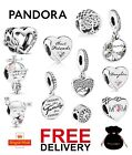 Pandora Charms Family Friends Collection Mum Sister Daughter Nan Friendship NEW <br/> ✔️STOCK CLEARANCE ✔️FREE POUCH BAG ✔️FAST DELIVERY