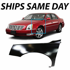 NEW Primered- Drivers Front Left LH Side Fender For 2006-2011 Cadillac DTS 06-11
