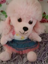 build a bear smallfry Pudel aus England mit Rock und Shirt 🐩🐩🐩