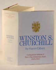 Martin Gilbert - Winston S. Churchill, Companion Volume V, Part 2, 1st US