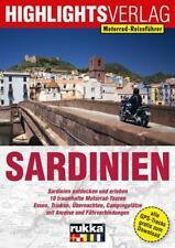 Motorrad-Reiseführer Sardinien