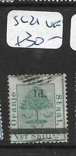 ORANGE FREE STATE  (PP3005B)  TREE  1D/5/-  SG 21    VFU