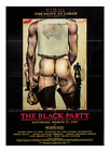RITES XIII: THE BLACK PARTY at Roseland (Mar 21, 1992) Poster / Art by Bastille