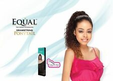 MEGA GIRL BY FREETRESS EQUAL SYNTHETIC DRAWSTRING PONYTAIL LONG CURLY STYLE