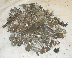 1981 Delorean DMC 12 OEM Nuts Bolts Miscellaneous Harware Exterior & Suspension