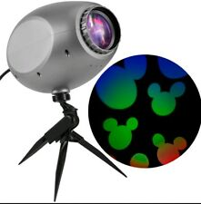 Disney Lightshow Mickey Mouse Multi-function Multi-Color Projector 849699 11146