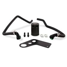Mishimoto Baffled PCV Side Oil Catch Can Kit for 2015-2019 Ford Mustang GT 5.0L