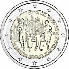 Vaticano 2 euro 2012 mundo reuniones familiares en milán en el Folder