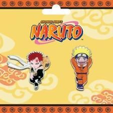 Naruto Pin Set - Naruto and Gaara