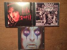 Alice Cooper [3 CD Alben] Greatest Hits + Classicks + From the Inside
