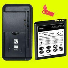 High Quality 1400mAh Battery & Ac Charger for At&T Alcatel Cingular Flip 2 4044O