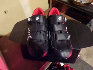 Peloton Cycling Shoes With Cleats Size 39   women 8
