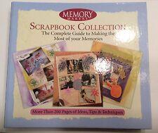 Memory Makers Scrapbook Collection, Scrapbooking Handbook And Patterns