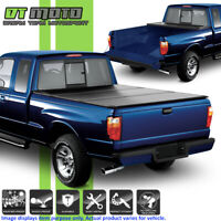Hard Tri-Fold Tonneau Cover For 1983-2011 Ford Ranger 6 FT / 72 inch Short Bed