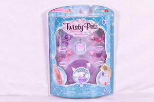 Twisty Petz Series 3 Babies Kitty and Otter Twins Collectibe Bracelet Set