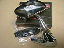Triumph STAG * DOOR MIRROR * OVAL Type RH Flat TEX