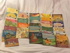 ARCH Books Religious Kids Lot of 33 Bible Stories