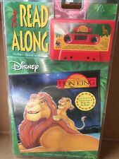 Disney Read Along The Loin King