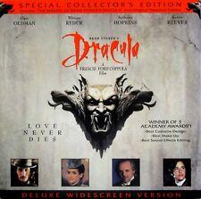 Bram Stoker's Dracula (1992) - Laserdisc Deluxe Widescreen Gatefold Edition