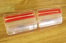 NOS PAIR MOPAR BACK-UP LENS 71-73 DODGE CORONET WAGON PLYMOUTH SATELLITE WAGON